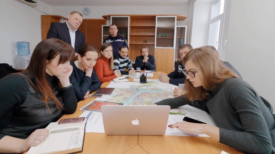 Что замминистра внутренних дел Анастасия Деева делала в Днепре (фото)