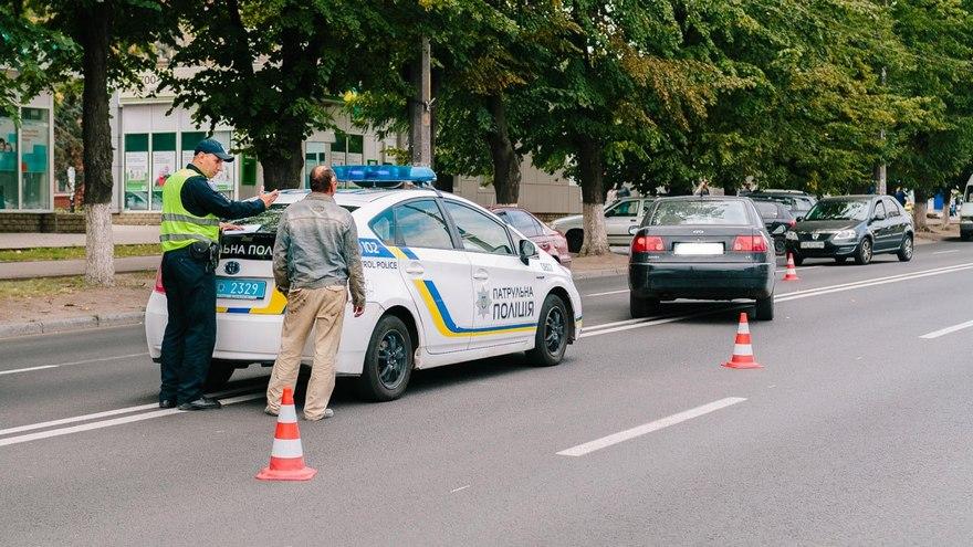 "ДТП в Днепре: водитель на ""Chery"" сбил пешехода (фото)"