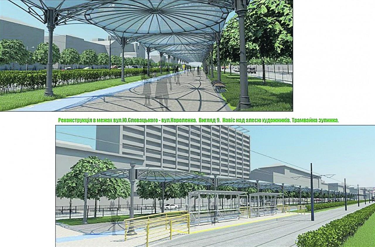 Крупные проекты Днепра: архитекторы обсудили будущий облик города