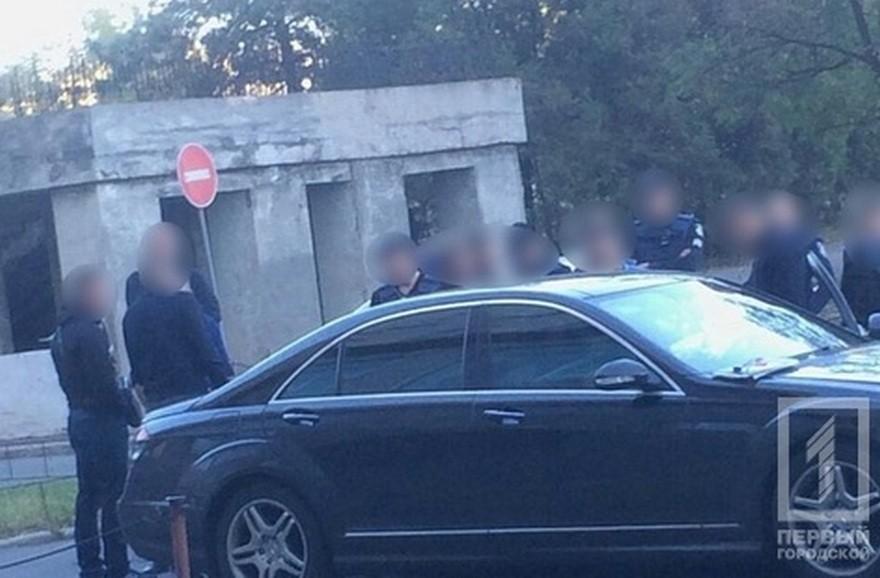 На Днепропетровщине похитили мужчину на его автомобиле (фото)