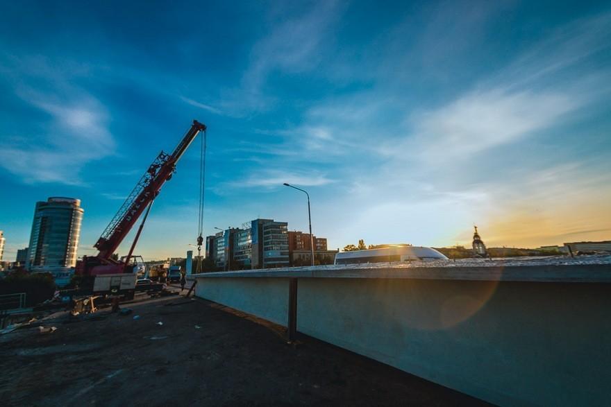 На Новом мосту начался новый этап ремонтных работ (фото)