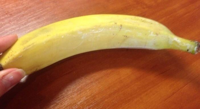 На полках супермаркетов Днепра появились странные бананы (фото)