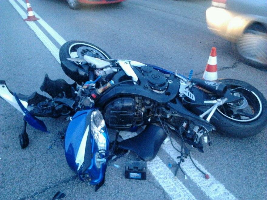 Смертельное ДТП на Сичеславской Набережной: погиб еще один мотоциклист (фото)