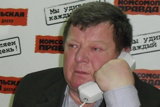 Умер бывший главный архитектор Днепра