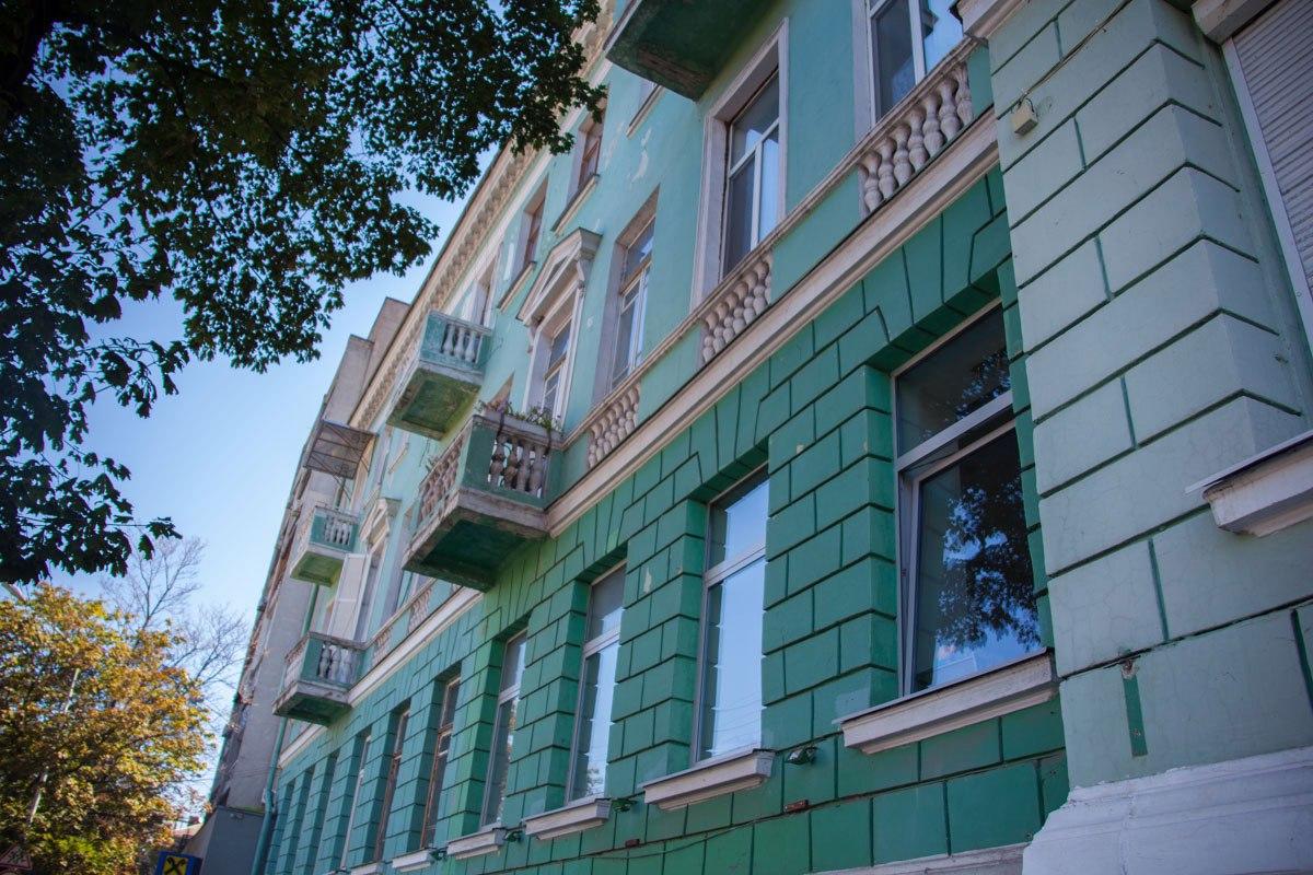 В центре Днепра реконструируют историческое здание