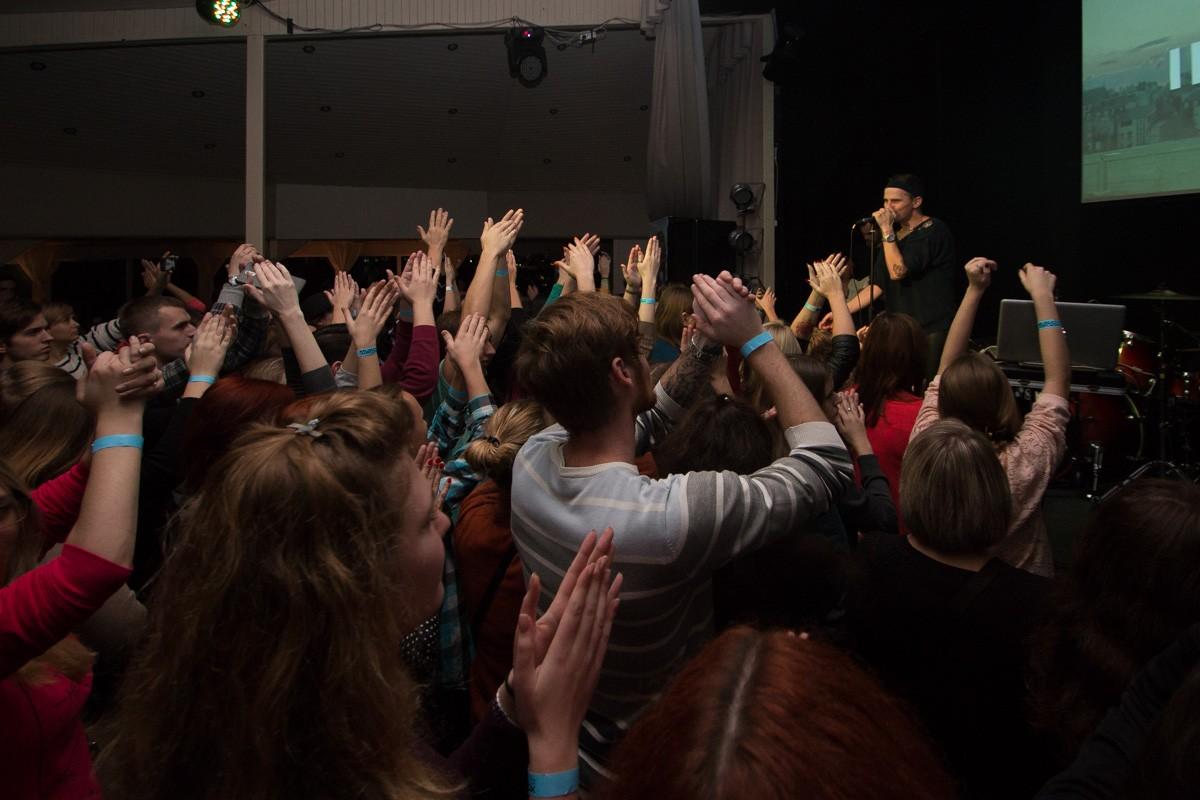 В Днепре Epolets представили альбом «Діти моря»: как это было