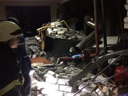 В Днепре сегодня ночью горел завод (фото)
