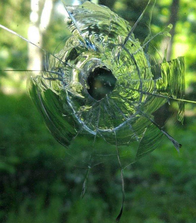 В Днепре снова обстреляли детскую горбольницу №1 (фото)