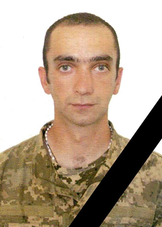В Мечникова скончался тяжелораненый боец (фото)