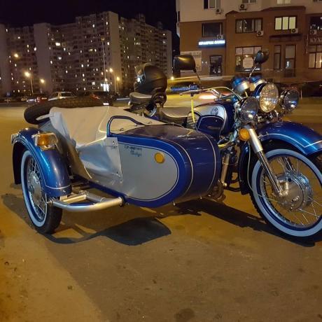 В Украине выпустили эксклюзивные мотоциклы (фото)