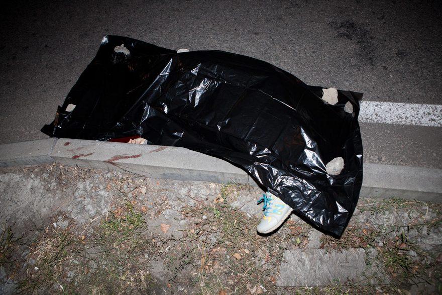 """""""Я покажу, как переходить здесь дорогу"""": в Днепре """"Lanos"""" насмерть сбил женщину (фото)"""