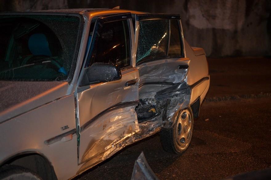 """Жесткое ДТП в Днепре: столкнулись """"Таврия"""" и """"Opel"""", есть пострадавшие (фото)"""